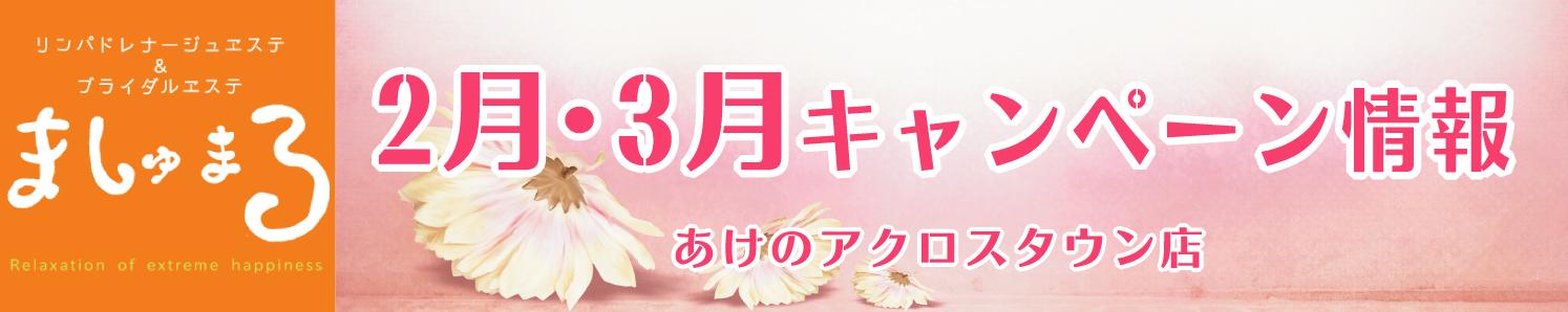 【ましゅまろ】2月3月キャンペーン『朝割(あさわり)』(ましゅまろ)